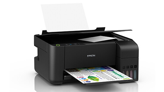 Epson L3100 A4 4-color MFP