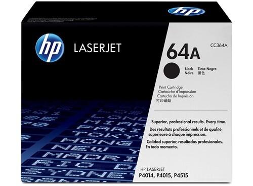 HP LaserJet Black Print Cartridge (CC364A)