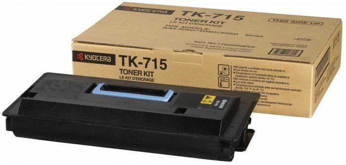 Kyocera TK-715 Toner