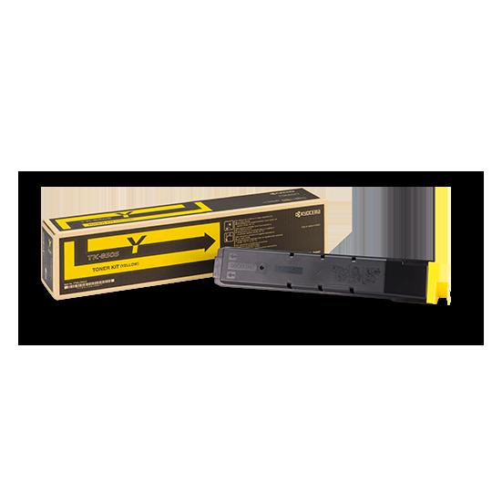 Kyocera TK-8505Y Yellow Toner