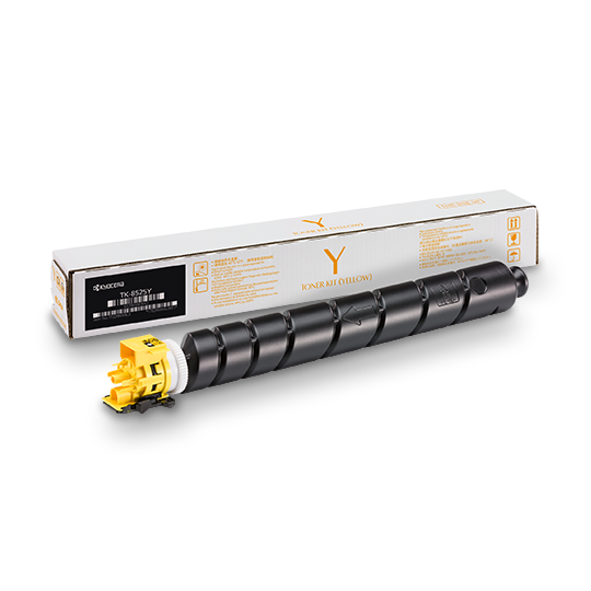 Kyocera TK-8525Y Yellow Toner