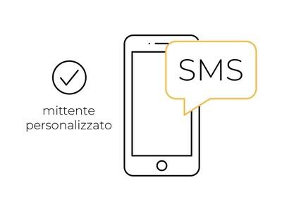 2.000 SMS ALTA QUALITA' MITTENTE PERSONALIZZATO