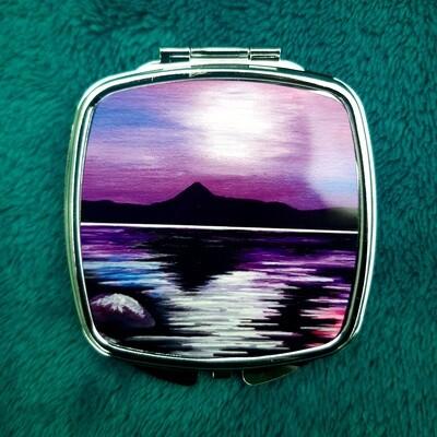 Square Pocket Mirror