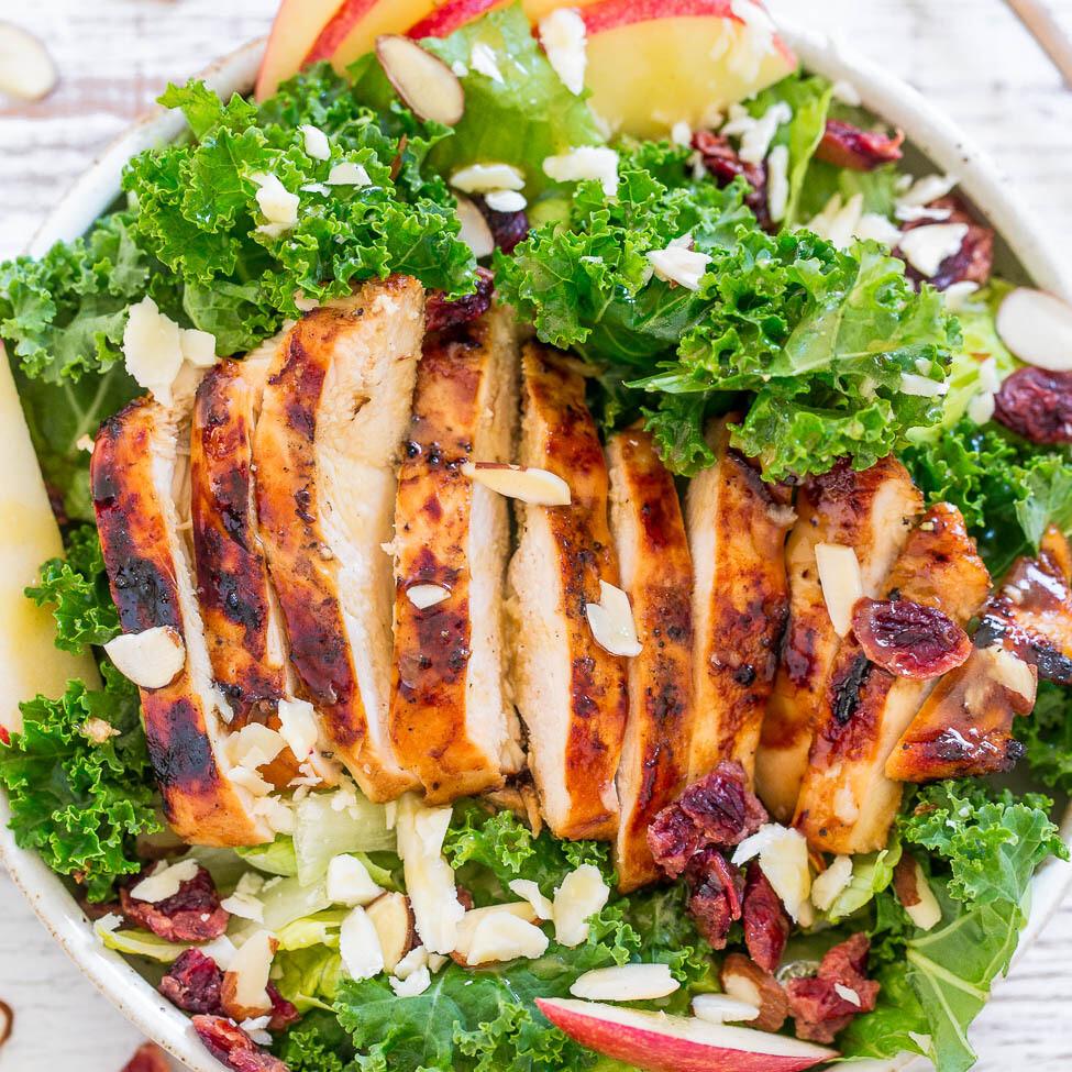Continental Chicken Salad