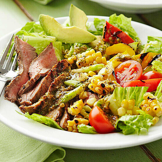 Continental Steak Salad