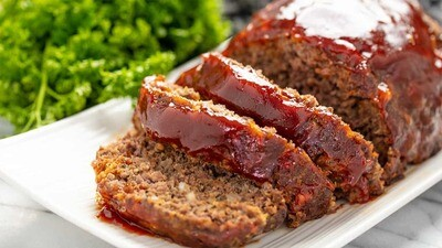 Beef Meat Loaf