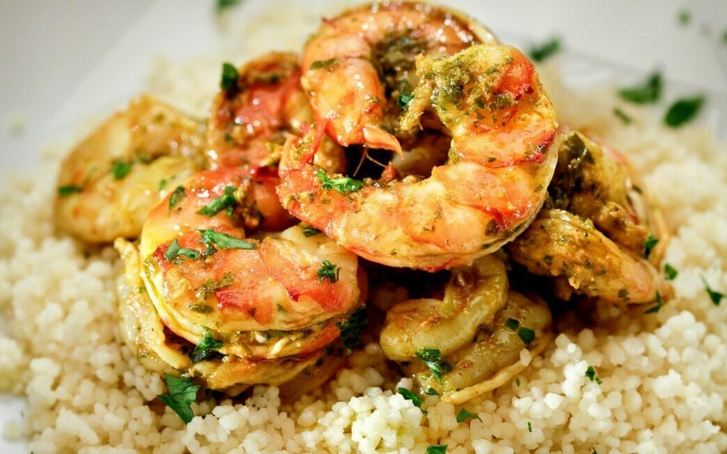Shrimp Confit