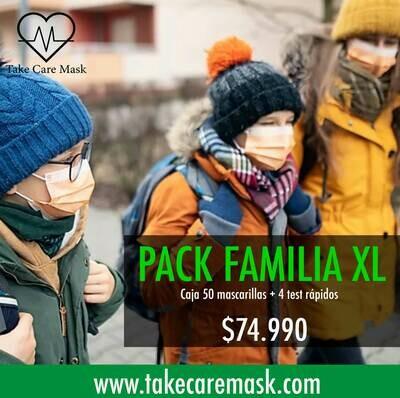 Pack Familia XL