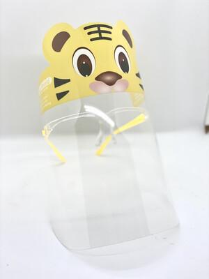 Protector Facial niño/a Modelo Tigre