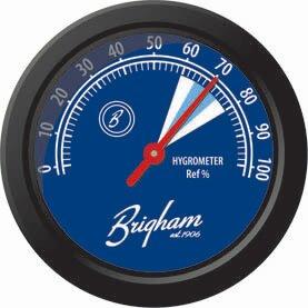 Brigham Analogue Humidor Hygrometer