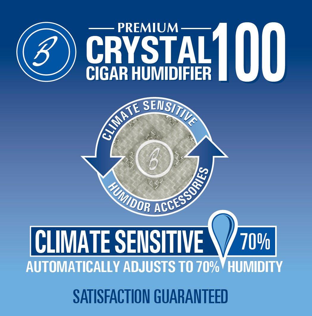 Brigham Crystal 100 Humidifier