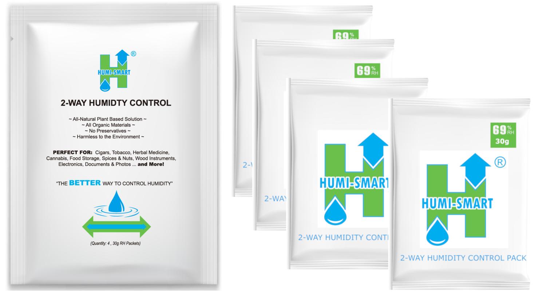 Humi Smart 30G 4 Foil Pack 69%
