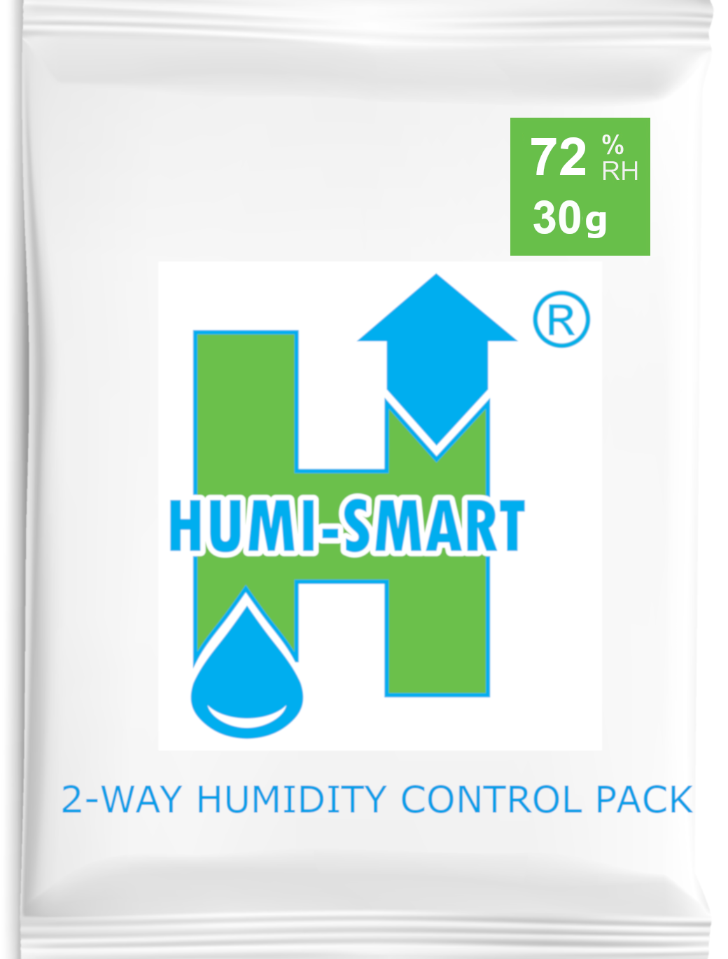 Humi Smart 30G 4 Foil Pack 72%