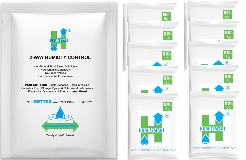 Humi Smart 8G 10 Foil Pack 69%