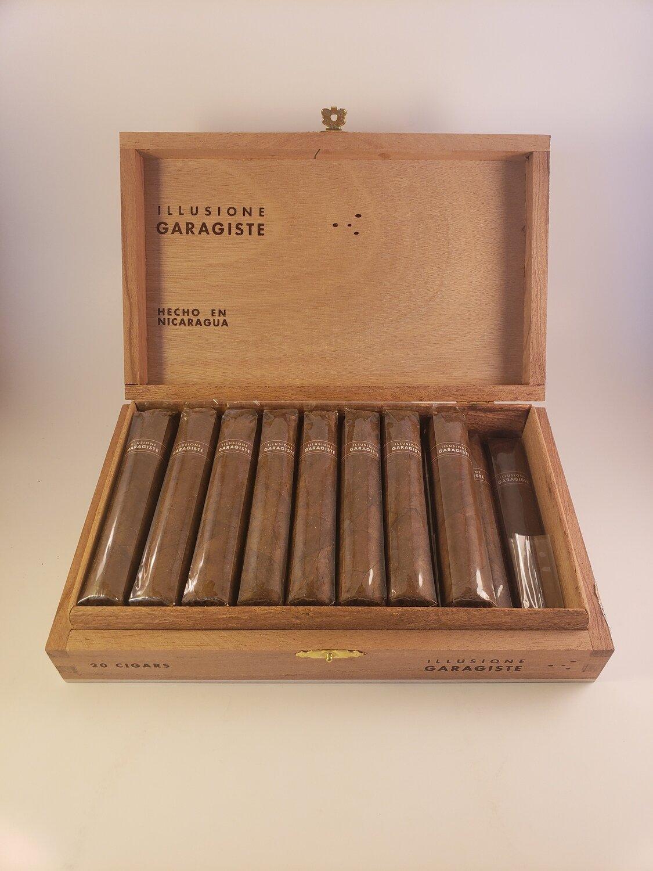 Illusione Garagiste Short Robusto 4 1/4 x 50 Single Cigar