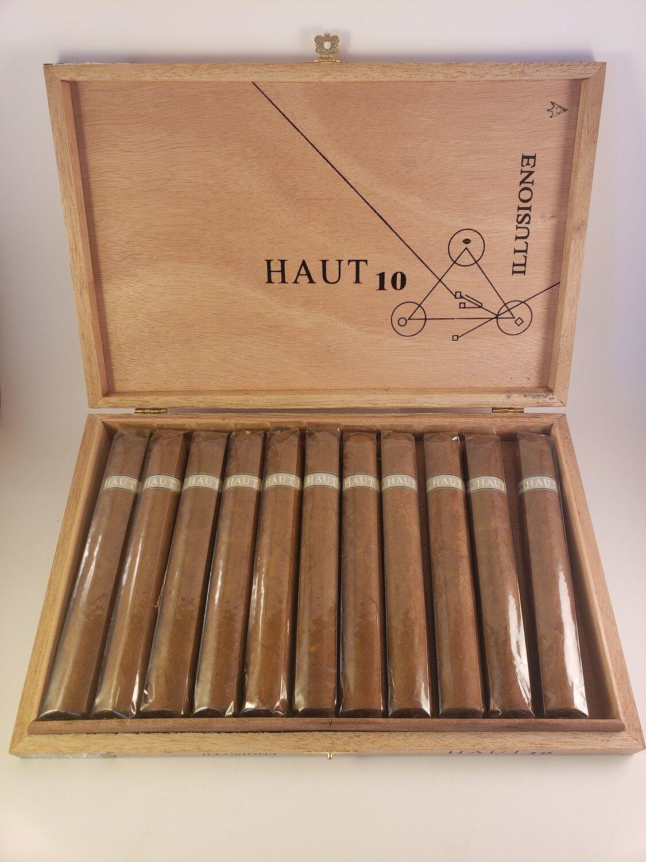 Illusione Haut 10 Churchill 6 3/4 x 48 Single Cigar