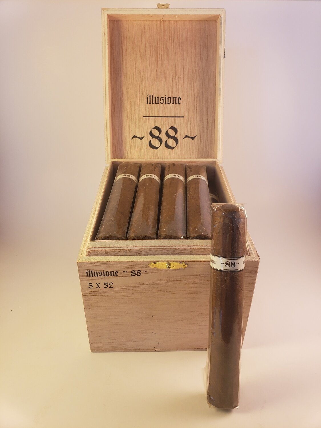 Illusione Original Documents Corojo 88 Robusto 5 x 52 Single Cigar