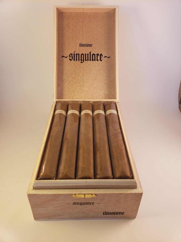 Illusione Singulare Phantom 6 x 50 Single Cigar