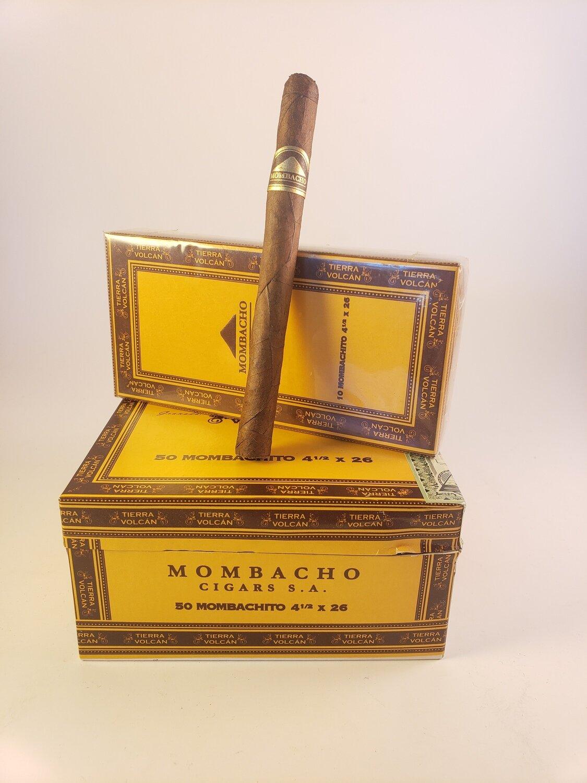 Mombacho Tierra Volcan Mombachito 4 1/2 x 26 Single Cigar