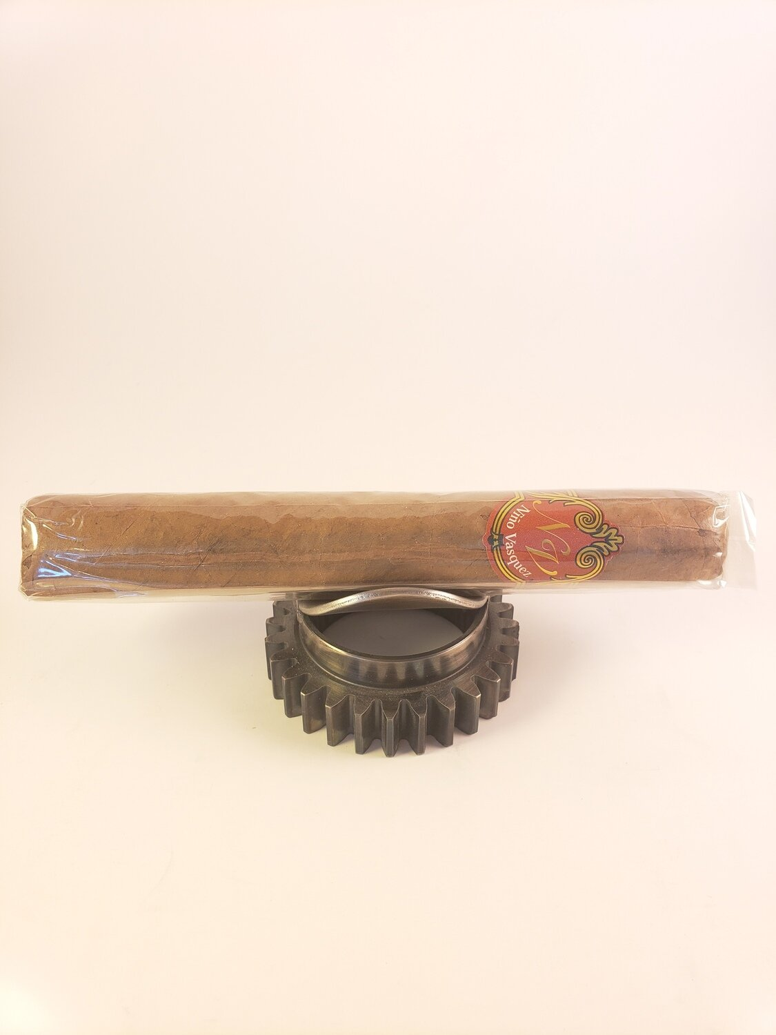 Nino Vasquez Ecuadorian Connecticut Double Toro 6 x 60 Single Cigar