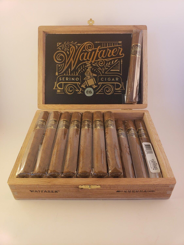 Serino Wayfarer THE 109 6 1/4 x 50