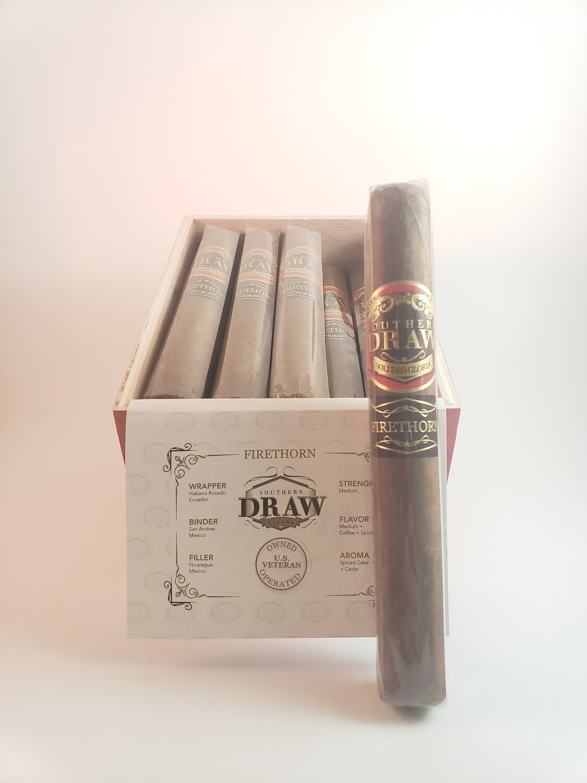 Southern Draw Firethorn Habano Rosado Toro 6 x 52