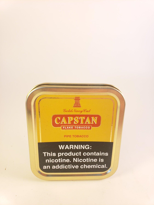 Sutliff Capstan Gold Flake 1.75 OZ Tin