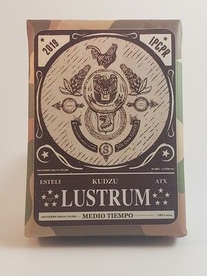 Southern Draw Kudzu Lustrum Medio Tiempo Belicoso 5 1/2 x 52