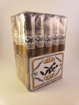 Great Cigars Premium Dual Wrap Toro Grande 6 x 54 Single Cigar