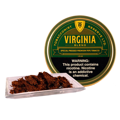 Sutliff Tobacconist Reserve VA Blend 1.75 OZ Tin