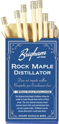Brigham Rock Maple Distillators 8 per pack