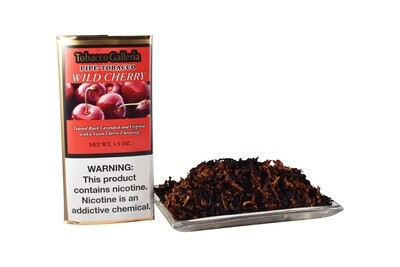 Sutliff Tobacco Galleria Wild Cherry Pipe Tobacco 1.5 OZ Pouch