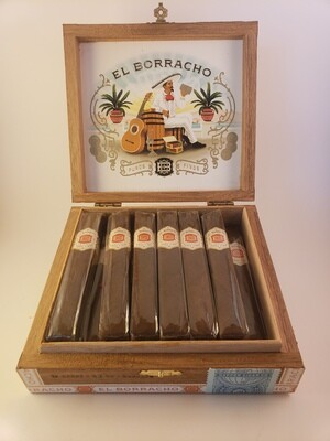 Dapper El Borracho Natural Robusto 5 x 50
