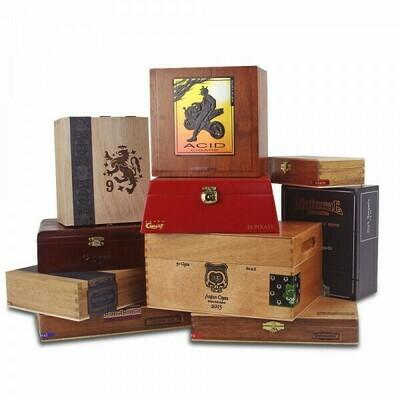Empty Cigar Box