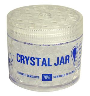 Brigham Crystal Jar 4 0z
