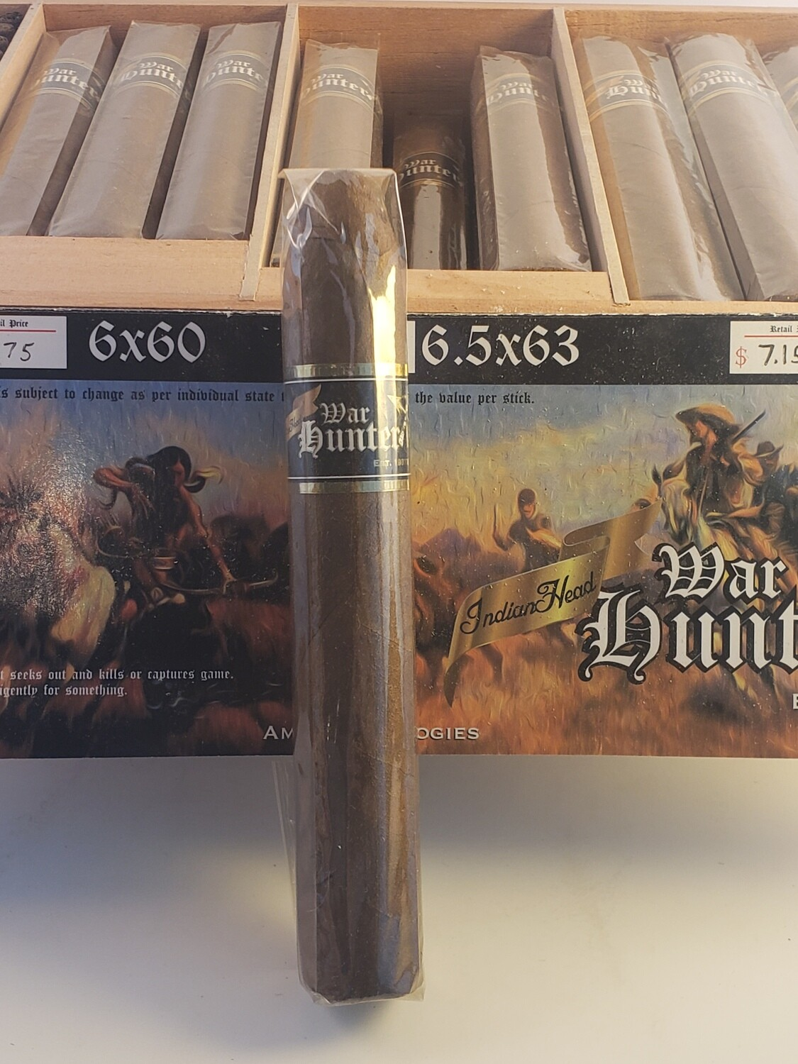 American Stogies War Hunter 6 1/2 x 63 Single