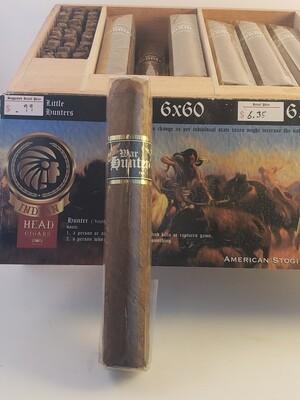 American Stogies War Hunter 6 x 60 Single