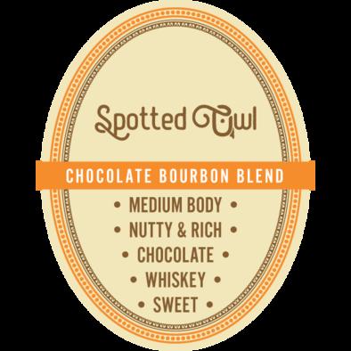 Chocolate Bourbon Blend 1 lb.