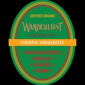 Ethiopian Yirgacheffe 1 lb.