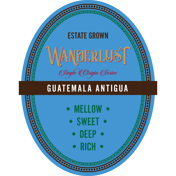 Guatemala Antigua 16 oz Whole Bean