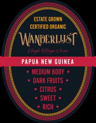 Papau New Guinea 1 lb.