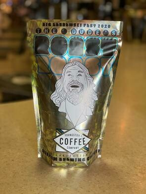 The Dude's Blend 16oz Whole Bean