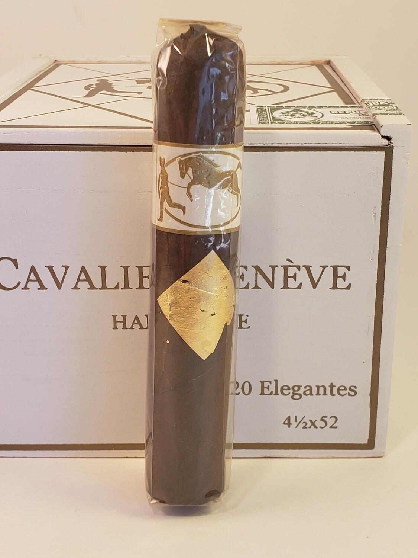 Cavalier Geneve White Series Elegantes 4 1/2 x 52