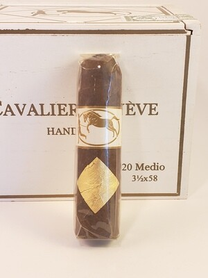 Cavalier Geneve White Series Medio 3 1/2 x 58