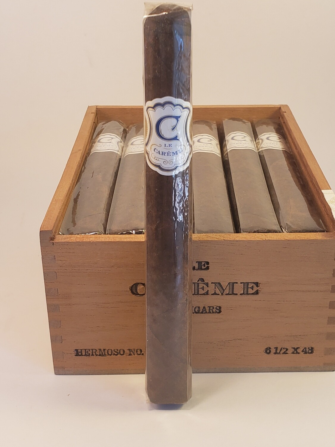 Crowned Heads Le Careme 6 1/2 x 44