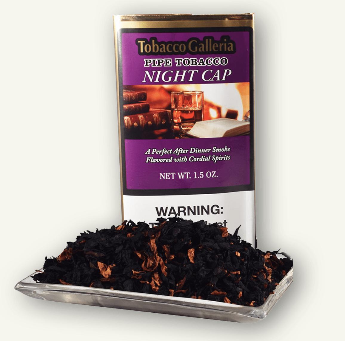 Sutliff Tobacco Galleria Night Cap Pipe Tobacco Bulk Per oz