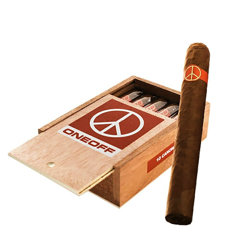Illusione Oneoff Canonazo 6 1/8 x 52 Single Cigar Single Cigar