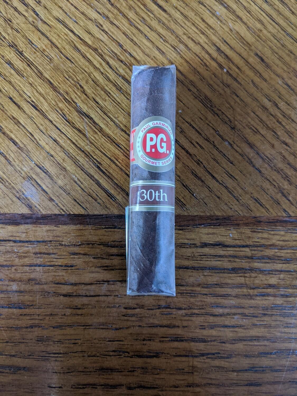 Paul Garmirian Gourmet III 30th Anniversary Bombones Extra 3 1/2 X 46 Single Cigar