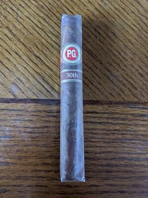 Paul Garmirian Gourmet III 30th Anniversary Connoisseur 6 X 52 Single Cigar