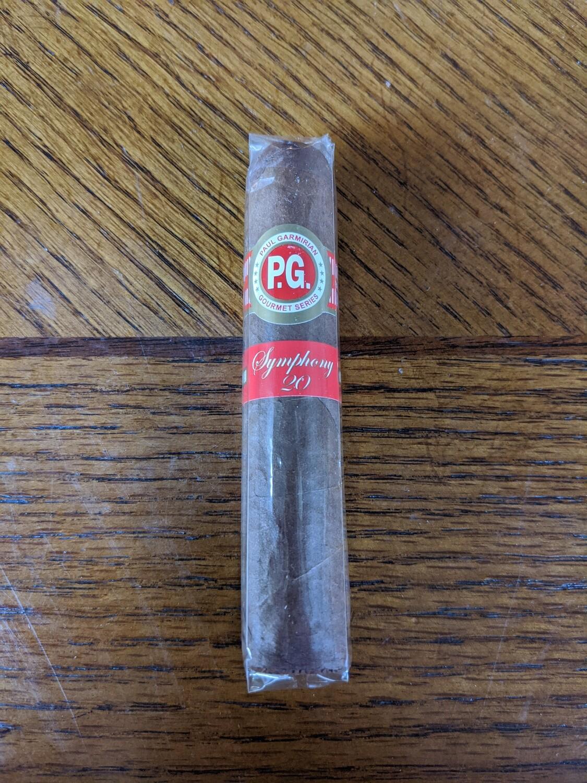 Paul Garmirian 20th Anniversary Short Robusto 4 1/2 X 52 Single Cigar